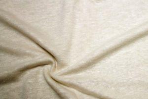 Jersey di Lino - Ecru