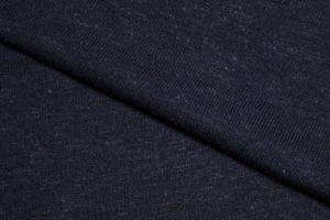 Viscosa di Lino Riciclato - Blu